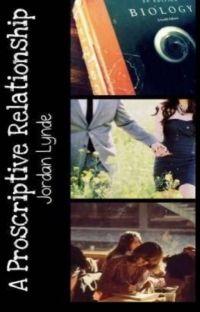 A Proscriptive Relationship cover