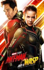 ANT-MAN AND THE WASP by Strikestales