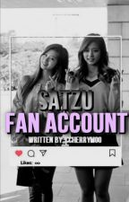Fan Account | SATZU INSTAGRAM AU by sugavmoo