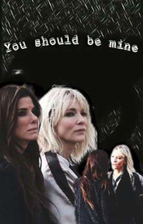 You Should Be Mine by lou_debbie