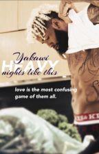Heavy Nights Like This  by yakawi