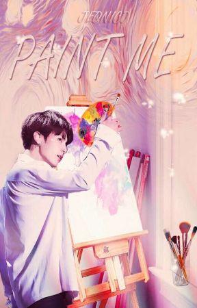 Paint me ू° Vkook by JEONICO