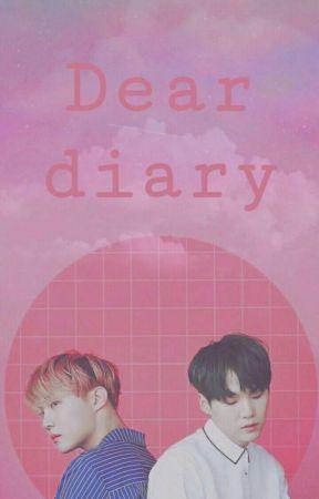 Dear diary «YoonSeok» by Infiredmxchi