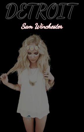 DETROIT // Sam Winchester by Dazzle_Winchester