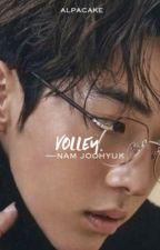 volley.' | nam joohyuk by alpacake