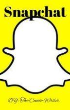 Snapchat (Namjin au) by The-Comic-Writer