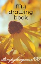 My drawing book by stampylongnose100