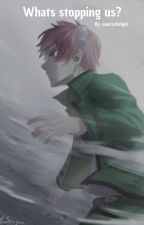 Whats stopping us? {Saiki x Reader} by Mustache1girl