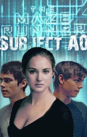 Maze Runner: Die Auserwählten und Subject A0 ― Kaya's Vergangenheit by narratpersomnium