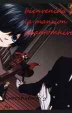 Bienvenida a la mansion Phantomhive (kuroshitsuji y tu) by neko_naigi