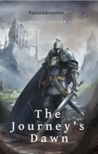 Theurgy: The Journey's Dawn (Book One) cover