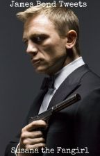 James Bond Tweets by Fangirl3738