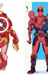 Comics de Spideypool y Stony (Terminado). cover