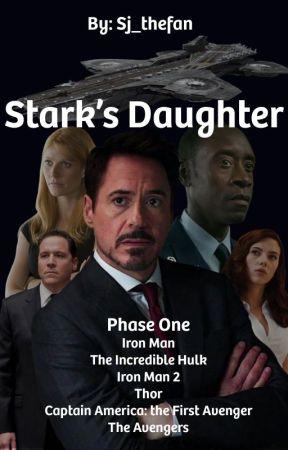 Stark's Daughter - Phase One (Avengers x reader) by Sj_thefan