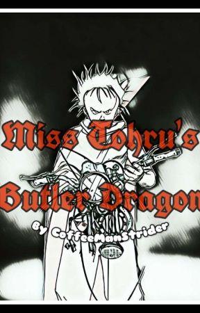 Miss Tohru's Butler Dragon [ MaidDragon AU! ]  by CoffeeManStrider