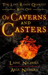 Of Caverns and Casters  ✓ cover