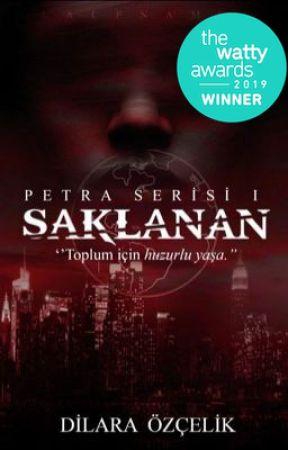 SAKLANAN-PETRA SERİSİ by Dilarazelik