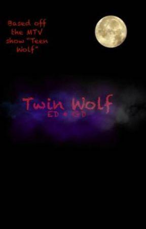 Twin Wolf  by bolddolans