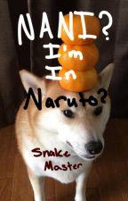 N A N I ? I'm In Naruto? [Discontinued] by Alistartdraws
