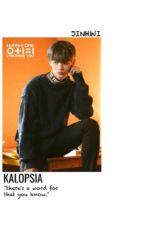 kalopsia♡jinhwi by minghaomilktea