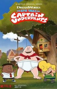 Epic tales of captain underpants Various x Reader cover