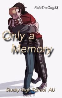 Only a Memory | Bucky Barnes  cover