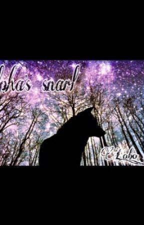 Alpha's snarl       #wattys2020 by lobo_infernal