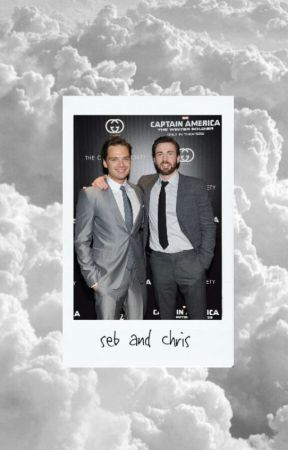 seb and chris imagines by byecutie