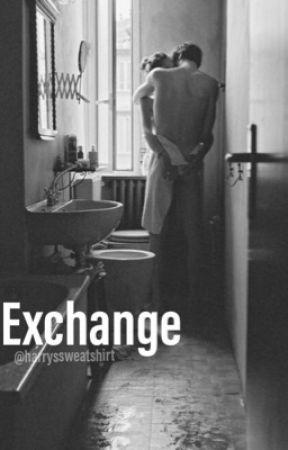 Exchange    H.S. by harryssweatshirt