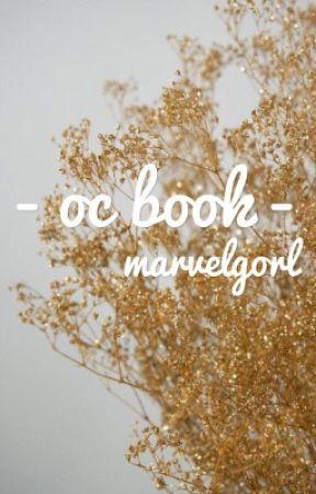 - oc book - by marvelgorl