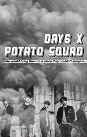 Day6 x Potato Squad by Lokior