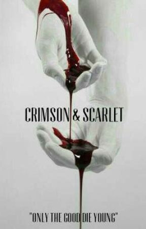 Crimson & Scarlet by Nicole_88_Kate