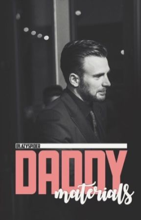 Daddy Materials // S. Rogers by spiderooo