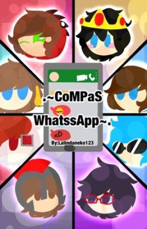 WhatsApp #CoMPaS  by lalindaneko123