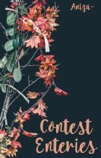 Contest Enteries by Aniza-