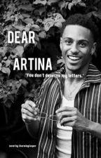 Dear Artina    Keith Powers by DionnaAmbrosia