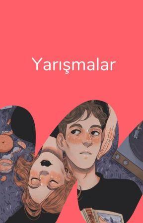 YARIŞMALAR by WattpadRomanceTR