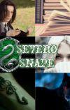 Severo Snape cover