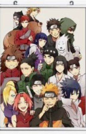 Naruto One-Shots & drabbles by Scarlet_wind_2101