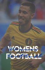Womens Football ↠ Misc. by edenhazardous