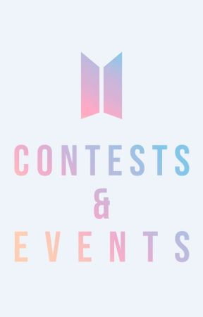 BTS Contests & Events by BTS