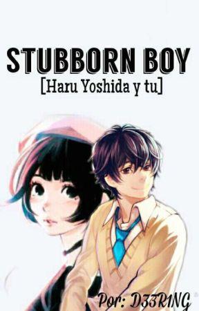 Stubborn boy [Haru Yoshida y tu] by Txa_ff7514