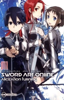 Sword Art Online tập 11