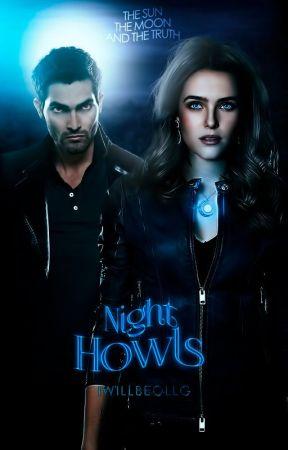 Night Howls | Derek Hale by IWillBeOLLG