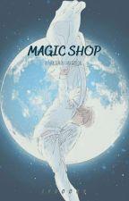 Magic Shop by lykooky