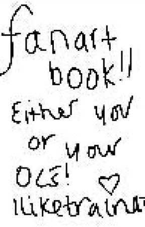 fanart book by iliketrains23