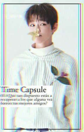 - ̗̀Time Capsule • NCT Dream  ̖́- by 3MP4THY
