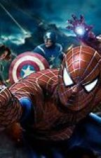 Tony's Secret Spider by PEZ_Wolf