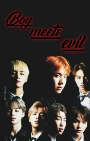 Boy meets evil. |Hoseok x BTS| by Otaku-X