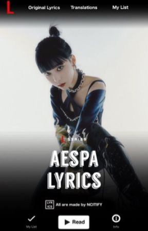 AESPA LYRICS by NCITIFY